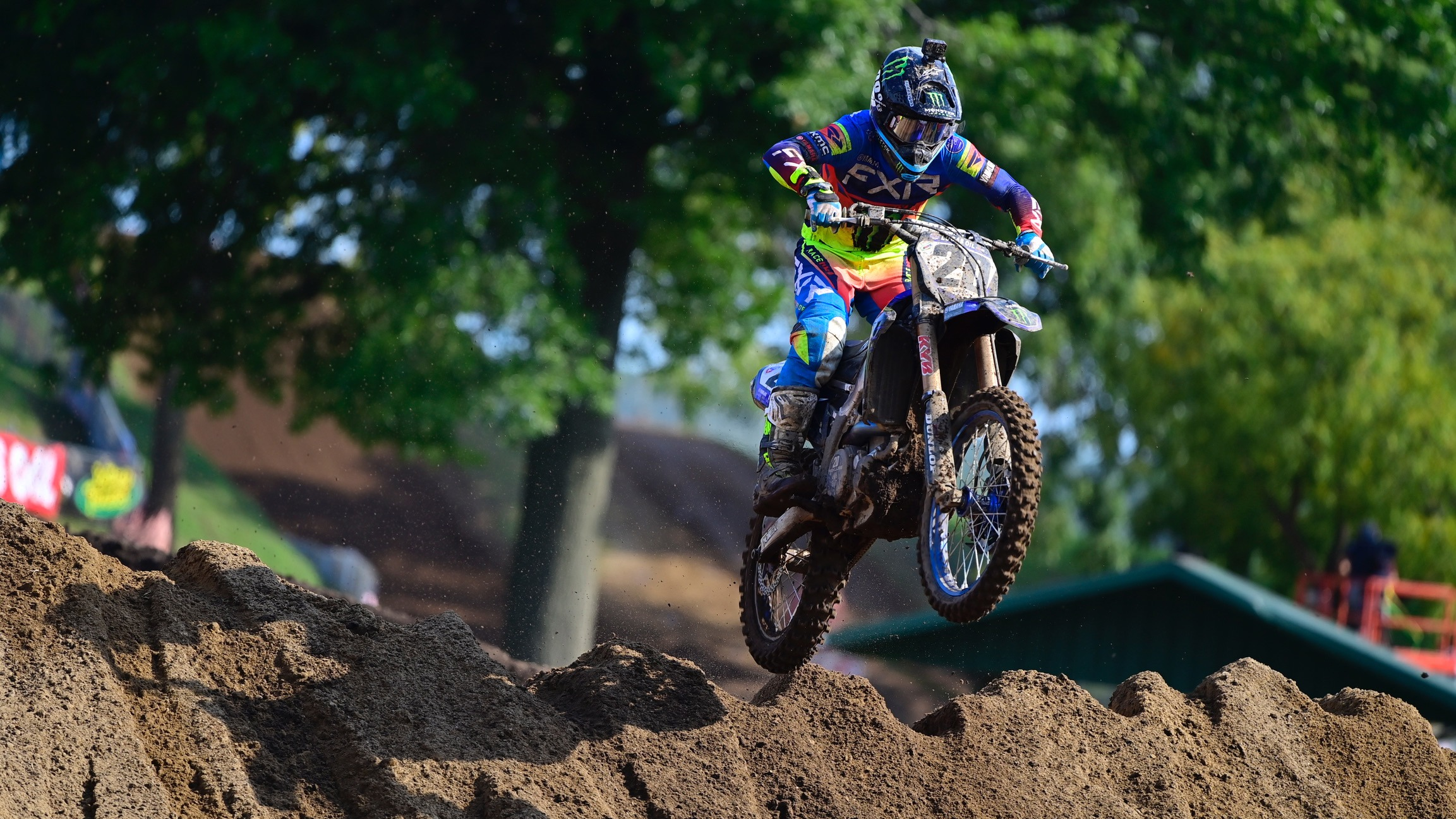 Tickle, Barcia Finish Inside the Top 10 at RedBud II