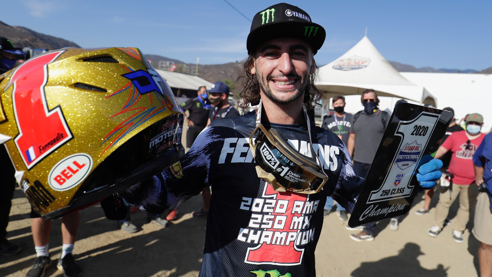 Ferrandis Claims Career-First Pro Motocross Championship